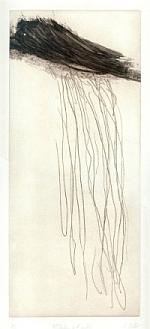 Prélude à l'oubli, gravure de Catherine Gillet