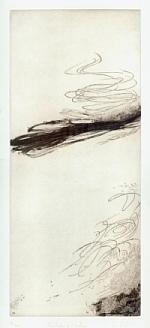 Prélude à l'infini, gravure de Catherine Gillet