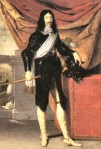 Louis XIII, peint par Philippe de Champaigne