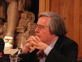 Jean-Noël Robert, Académie des inscriptions et belles-lettres, 23 mai 2008