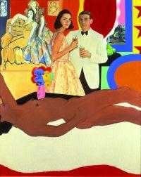 Tom Wesselmann, Great American Nude #52, 1963