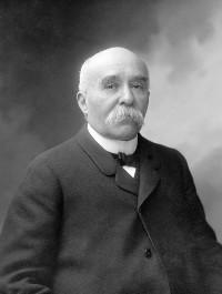 Portrait de Georges Clémenceau (1841 - 1929), © CMN