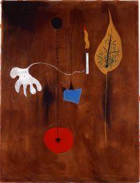 Joan Miró, L'Homme à la bougie, 1925