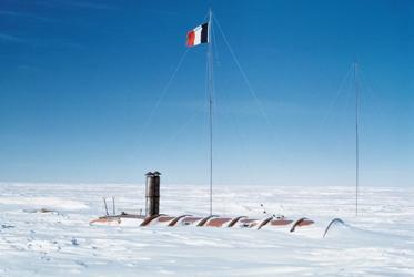 Base Charcot, 1957-1958