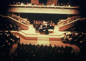 Salle de concert de la fondation Gianadda