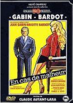 En cas de malheur, film réalisé en 1958 tiré du roman de Georges Simenon