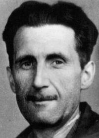 George Orwell, écrivain anglais (1903-1950)