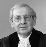 Gilbert Guillaume, de l'Académie des sciences morales et politiques