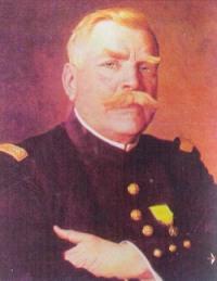 Joseph J. C. Joffre, maréchal de France. Né en 1852 à Rivesaltes - Décédé en 1931.