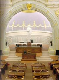 Séance solennelle de rentrée des cinq Académies 2004