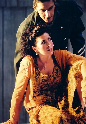 Marie-Ange Todorovitch dans Carmen à l'Opéra de Bordeaux