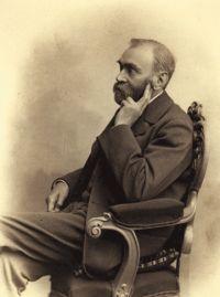 Alfred Bernhard Nobel  (1833-1896)