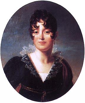 Portrait de Désirée Clary (1810) par François, Baron Gérard