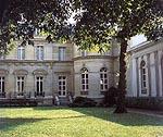 Vue extérieure du musée Marmottan Monet
