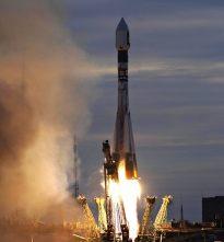 La sonde de l'ESA, Venus Express, a été lancée avec succès le 9 novembre 2005 à 3h33 TU, depuis Baïkonour, à l'aide d'une fusée russe Soyouz-Fregat