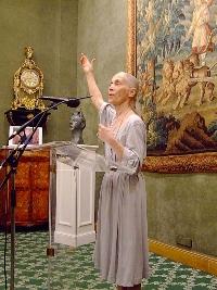 Le gracieux discours de Jacqueline Gestalder