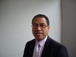 Joël Andriantsimbazovina, co-directeur du Dictionnaire des droits de l'homme