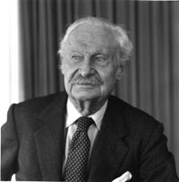 Michel Mohrt, de l'Académie française