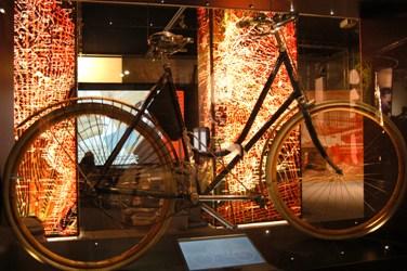 Vélocipède svea, ou premier vélo à vitesses