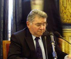 Claude Allègre, 12 janvier 2009, Académie des sciences morales et politiques