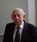 Claude Teboul, président de l'association France-Louisiane
