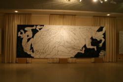 Apesanteur,  bois acrylique (255\/713), 2008