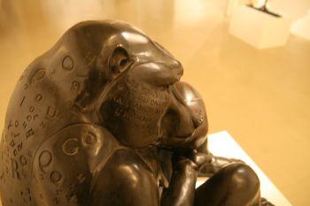 Sculpture de Pierre-Yves Trémois