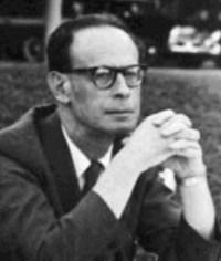Le mathématicien André Weil (1906-1998)