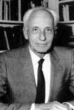 Jean Dausset, membre de l'Académie des sciences