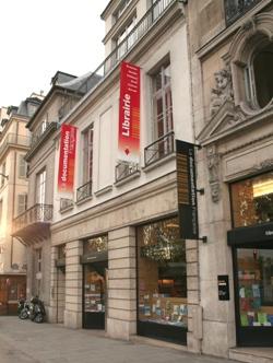 Librairie de La Documentation française quai Voltaire à Paris