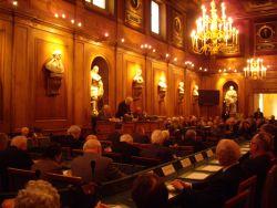 Séance de l'Académie des sciences morales et politiques, 8 décembre 2008