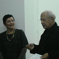 Béatrice Simonot et Claude Parent