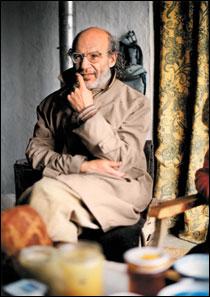 Alexandre Grothendieck, en mai 1998