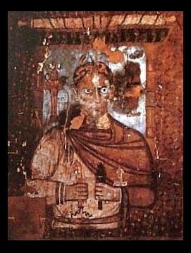 Fresque du Fayoum
