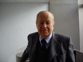 Jean François-Poncet, ancien ministre des affaires étrangères, sénateur du Lot et Garonne