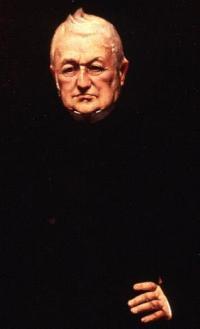 Léon Joseph Florentin Bonnat, Portrait d'Adolphe Thiers, Paris, musée du Louvre