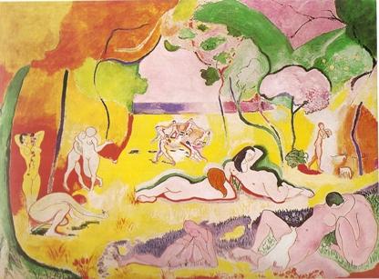 Henri Matisse, La joie de vivre