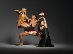 Ballet Cave of the heart de Martha Graham