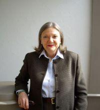 Lydia Harambourg, correspondante de l'Académie de beaux-arts, le 24 mars 2009