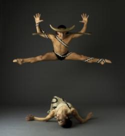 Ballet Errand into the maze de Martha Graham