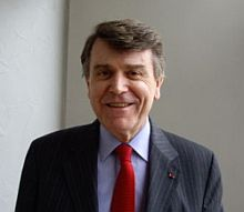 Thierry de Montbrial de l'Académie des sciences morales et politiques, le 3 mars 2009
