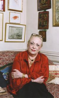 Marie-France Ionesco © Louis Monier