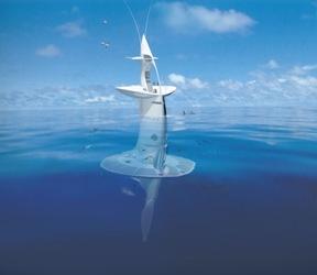 SeaOrbiter, plateforme de recherche innovante dérivante, Jacques Rougerie architecte