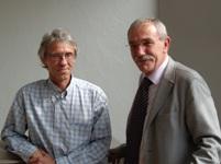 Jérôme Balesdent et Pierre Stengel