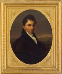 Portrait du baron von LINDENAU Portrait de Bernhardt August von Lindenau, Musée Lindenau, Altenbourg