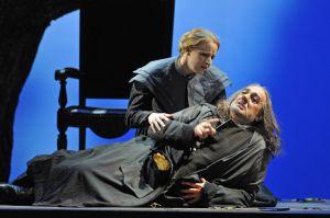 L'opéra Cyrano de Bergerac , Théâtre du Châtelet mai 2009