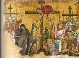 Guido da SIENA - Histoire du Christ, vers 1270. Musée Lindenau, Altenbourg