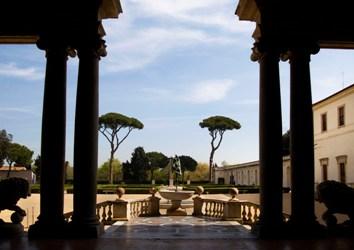 Jardin de la Villa Médicis