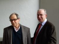 Henri Korn et Patrice Binder