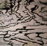 Détails, L'Entrée du labyrinthe, techniques mixtes, coton, laine, 2008, d'Aranka Ravai Nagy